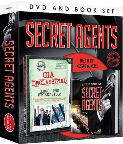 Secret Agents - Includes Book