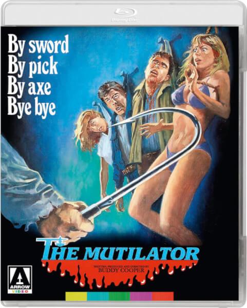 The Mutilator - Dual Format (Includes DVD)