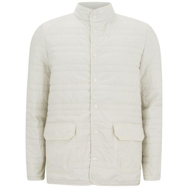 Arpenteur Men's Sail Gab Thermo Jacket - Off White