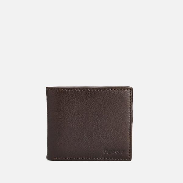 Barbour Men's Standard Wallet - Brown