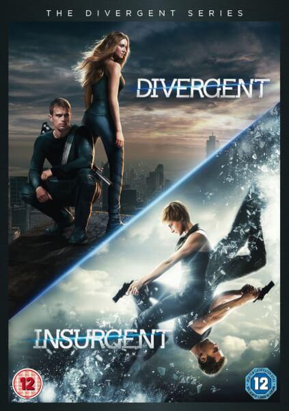 Divergent/Insurgent Double Pack