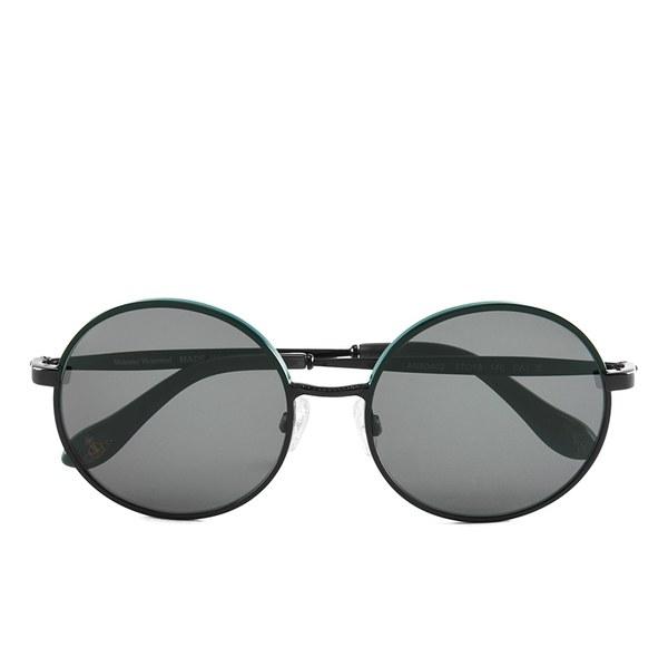 Vivienne Westwood Women's Round Lens Sunglasses - Black