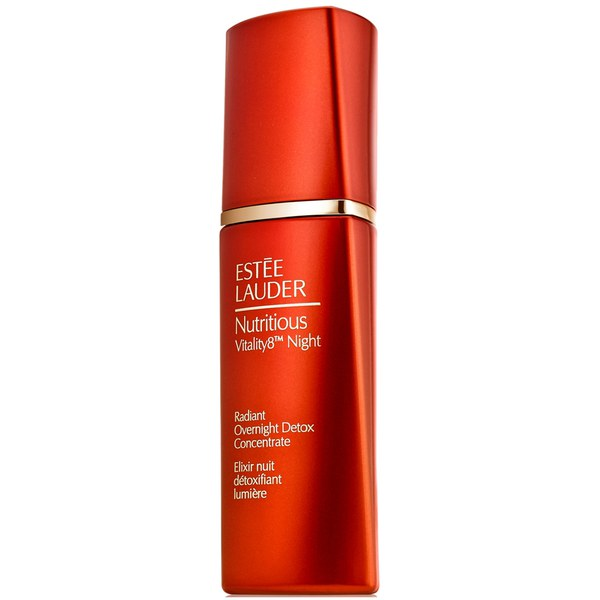 Estée Lauder Nutritious Vitality8 Night Radiant Overnight Detox Concentrate 30 ml