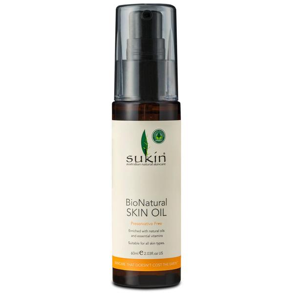 Aceite BioNatural para pieles de Sukin de 120 ml