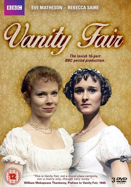 vanity fair dvd zavvi