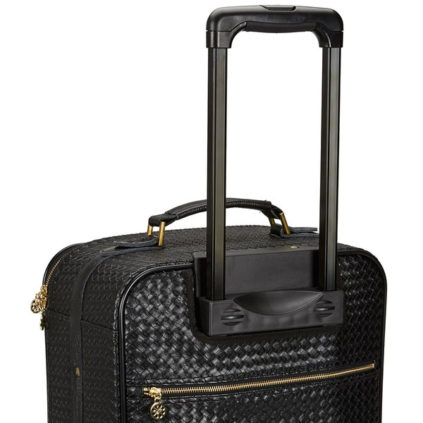 bbc57526945 Day Birger et Mikkelsen Women's Day Braided Air Suitcase - Black: Image 3