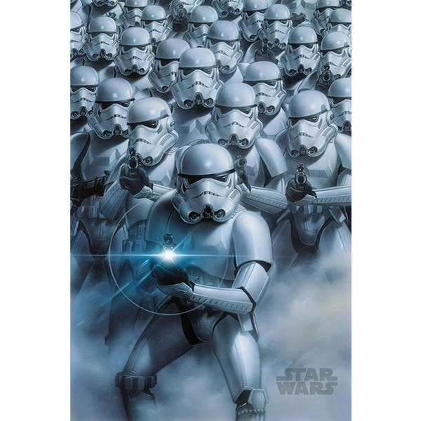 Star Wars Stormtroopers - 24 x 36 Inches Maxi Poster