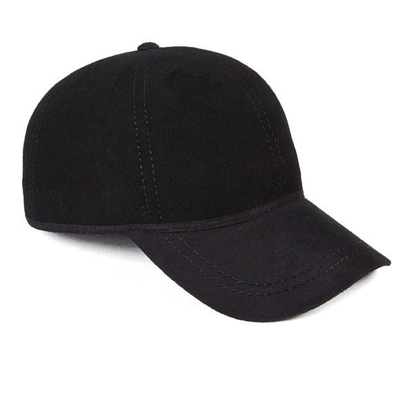 Christys  London Mens British Ball Cap - Black  Image 2 5595452cbd29