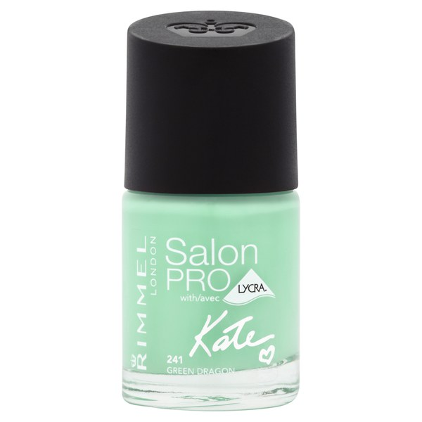 Rimmel Kate Salon Pro Nail Polish - Green Dragon