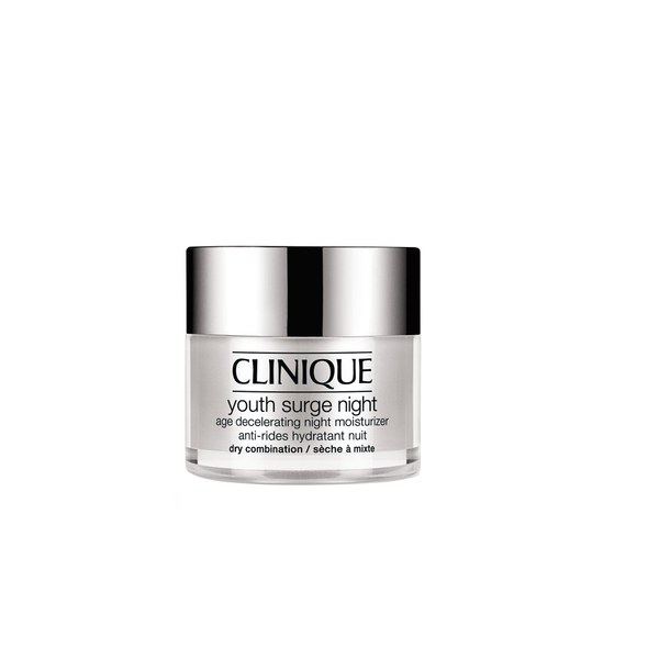 clinique youth surge night dry combination 50ml free. Black Bedroom Furniture Sets. Home Design Ideas
