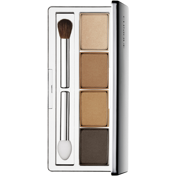 Paleta sombra de ojos 4 colores Clinique All About Shadow Teddy Bear