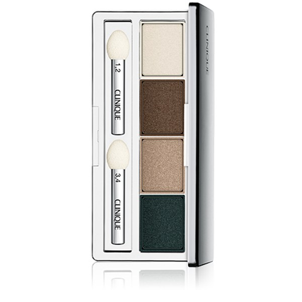 Paleta sombra de ojos 4 colores Clinique All About Shadow Jenna's Essentials