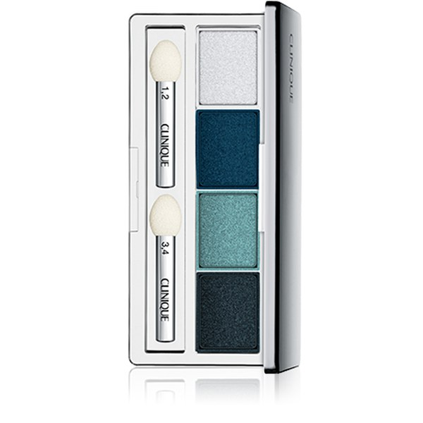 Paleta sombra de ojos 4 colores Clinique All About Shadow Galaxy