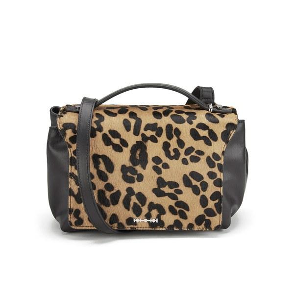 McQ Alexander McQueen Women's Mini Riot Bag - Leopard
