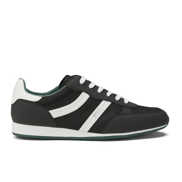 BOSS Orange Men's Orleen Trainers - Black