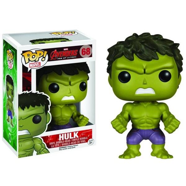 Marvel Avengers Age of Ultron Gama Glow Hulk Exclusive Pop! Vinyl Figure