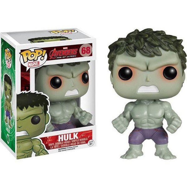 Marvel Avengers Age of Ultron Savage Hulk Exclusive Pop! Vinyl Figure