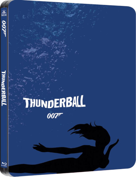 Thunderball - Zavvi Exclusive Limited Edition Steelbook