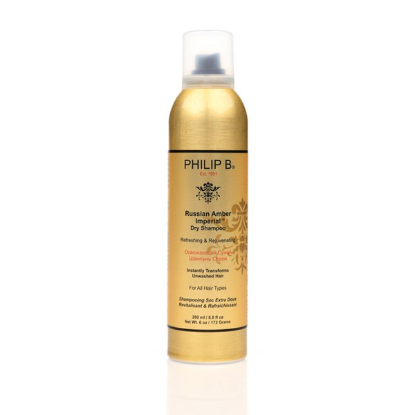 Philip B Russian Amber Imperial Dry Shampoo (260ml) - Free UK Delivery over £50
