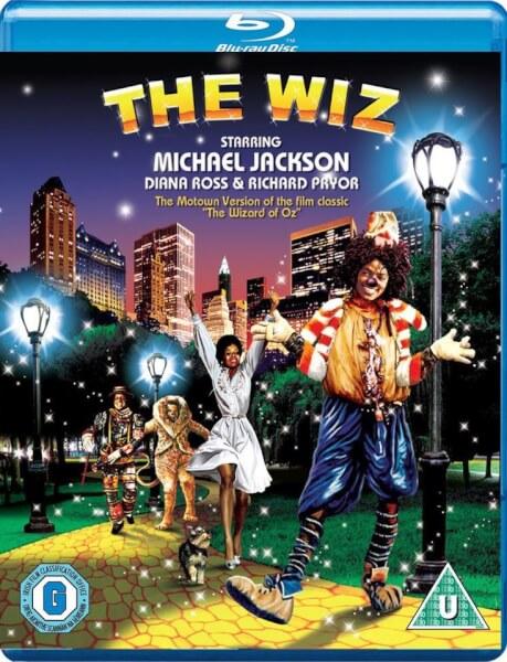 The Wiz - Blu ray
