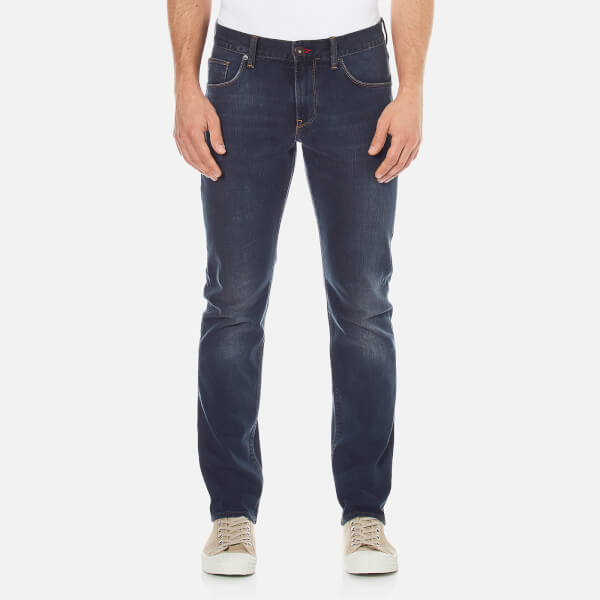 Mens Denton B Stretch Straight Jeans Tommy Hilfiger OBuDo