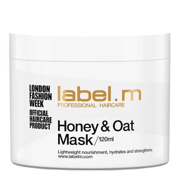 label.m Honey & Oat Treatment Mask (120 ml)