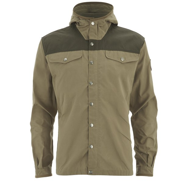 Fjallraven Men's Greenland No1 Special Edition Jacket - Sand
