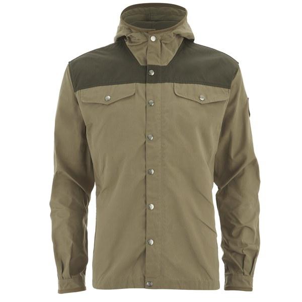 Fjallraven Men's Greenland No1 Special Edition Jacket - Sand