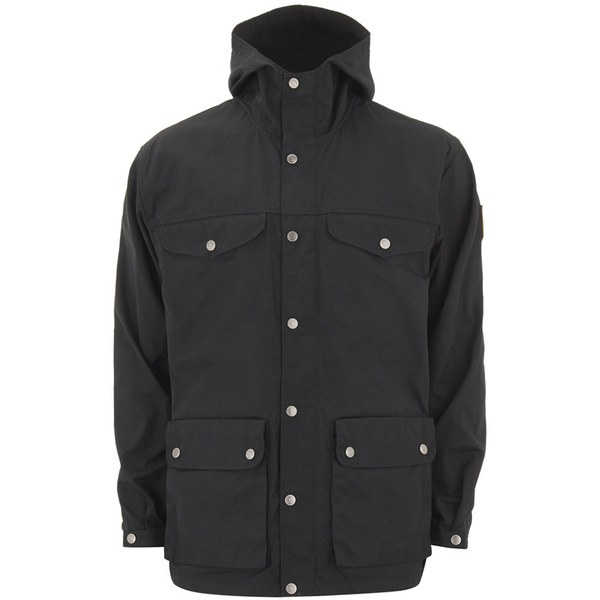Fjallraven Men's Greenland Jacket - Black