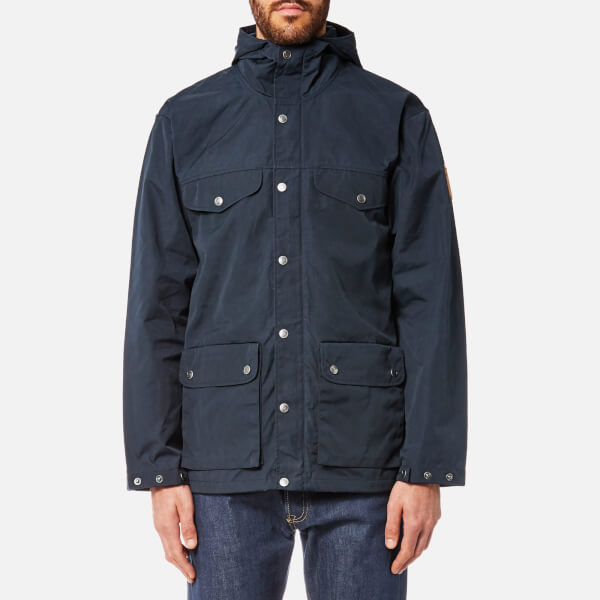 Fjallraven Men's Greenland Jacket - Dark Navy