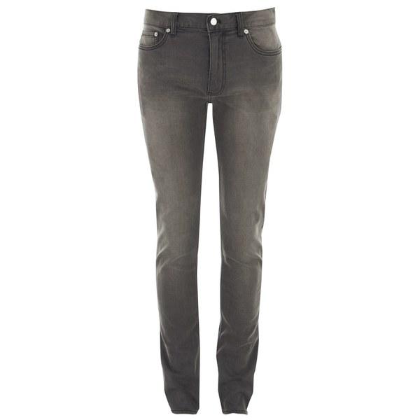 BLK DNM Men's 25 Staple Skinny Jeans - Grey