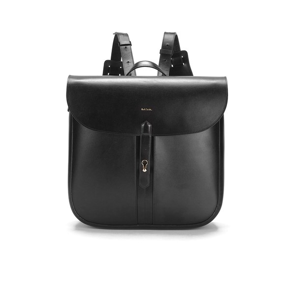 Paul Smith Accessories Women's Leather Backpack - Black