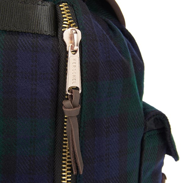 1a120b8ea30 Herschel Supply Co. Select Series Dawson Watch Plaid Backpack - Black   Image 6