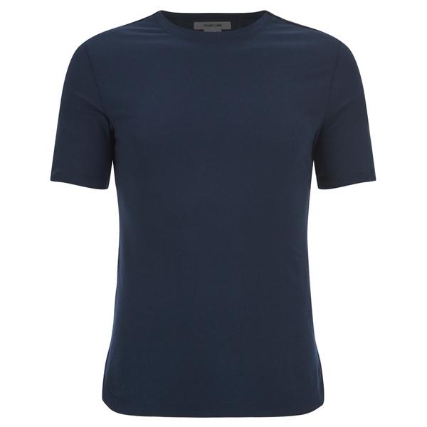 helmut lang men 39 s jersey t shirt navy free uk delivery. Black Bedroom Furniture Sets. Home Design Ideas