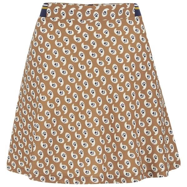 Paul & Joe Sister Women's Kitcat Skirt - Camel