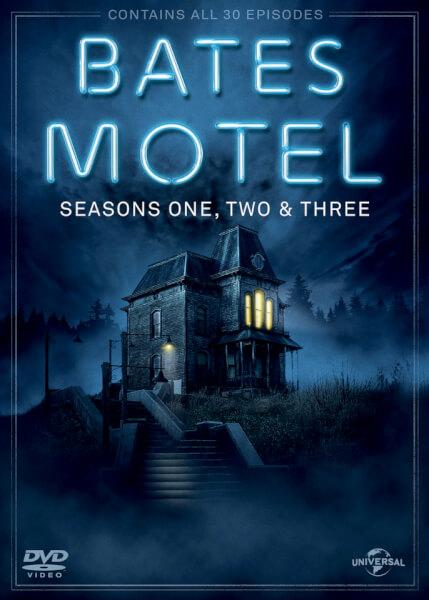 Bates Motel - Saison 1-4