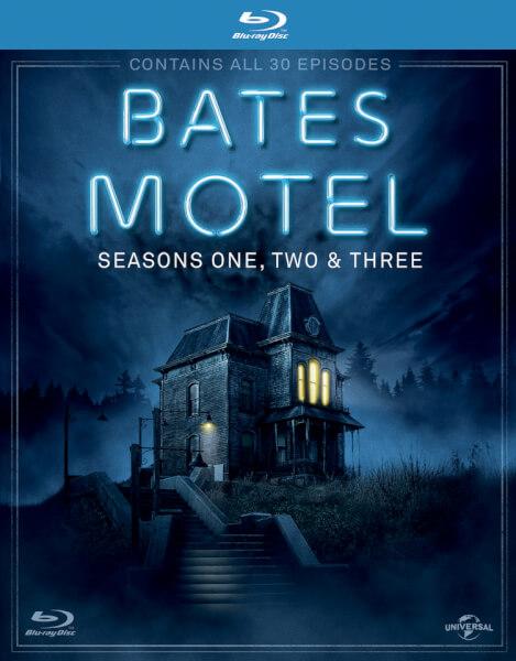 Bates Motel - Saison 1-3