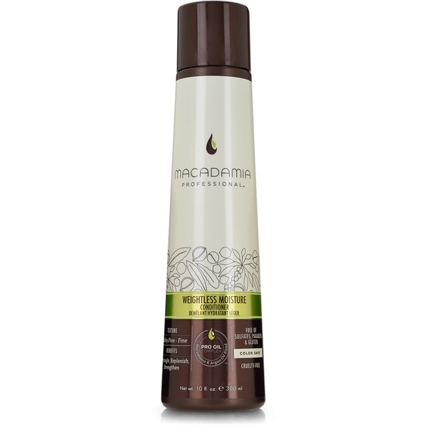 Weightless Moisture Conditioner de Macadamia (300 ml)