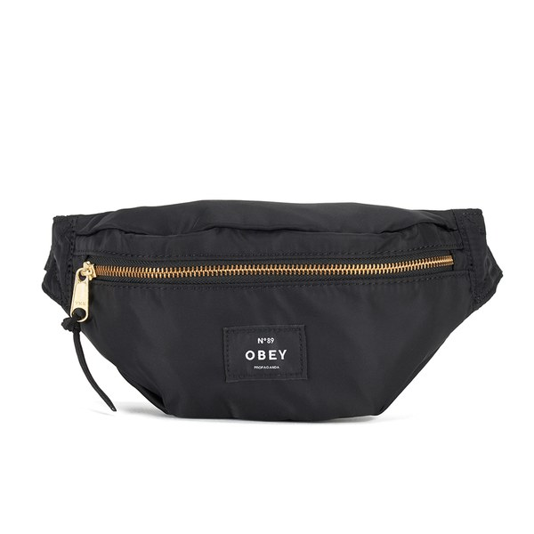 OBEY Clothing Women's Laroche Bum Bag - Black Clothing | TheHut.com
