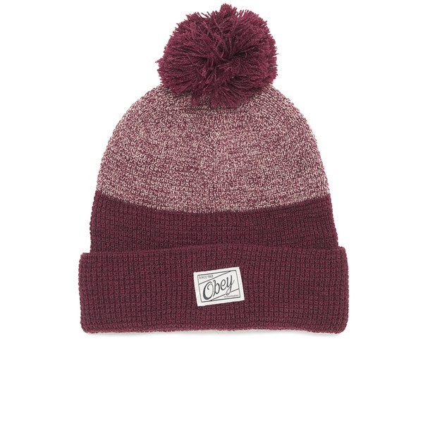 OBEY Clothing Women's Madison Beanie - Red