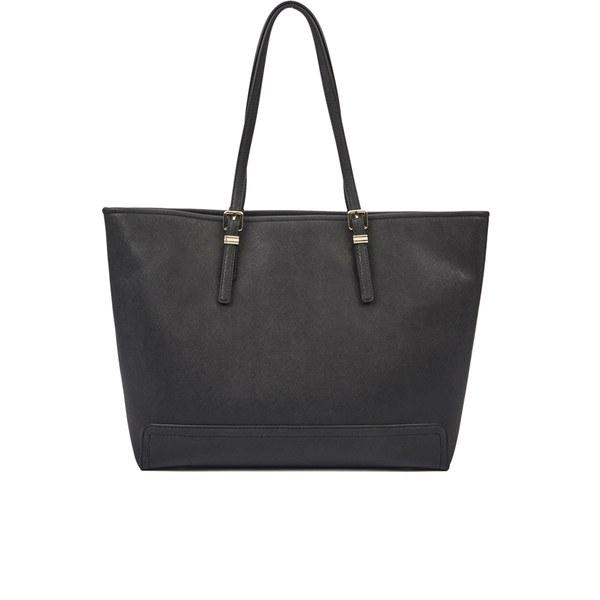 tommy hilfiger women 39 s honey east west tote bag black. Black Bedroom Furniture Sets. Home Design Ideas