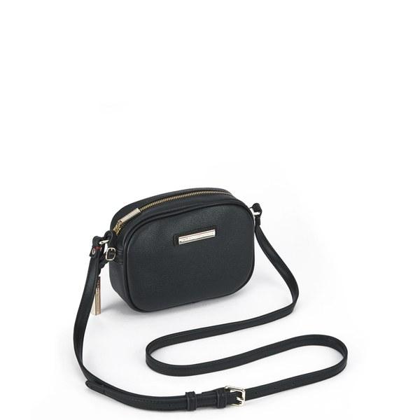 850ec1a1b5 Tommy Hilfiger Women s Irene Mini Crossbody Bag - Black Womens ...