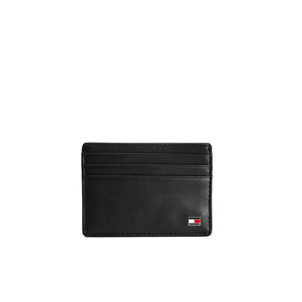 official photos a5ab4 21982 Tommy Hilfiger Men's Eton Credit Card Holder - Black