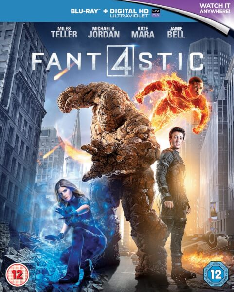 Fantastic Four (Includes UltraViolet Copy)
