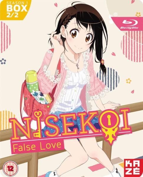 Nisekoi: False Love - Season 1 Part 2