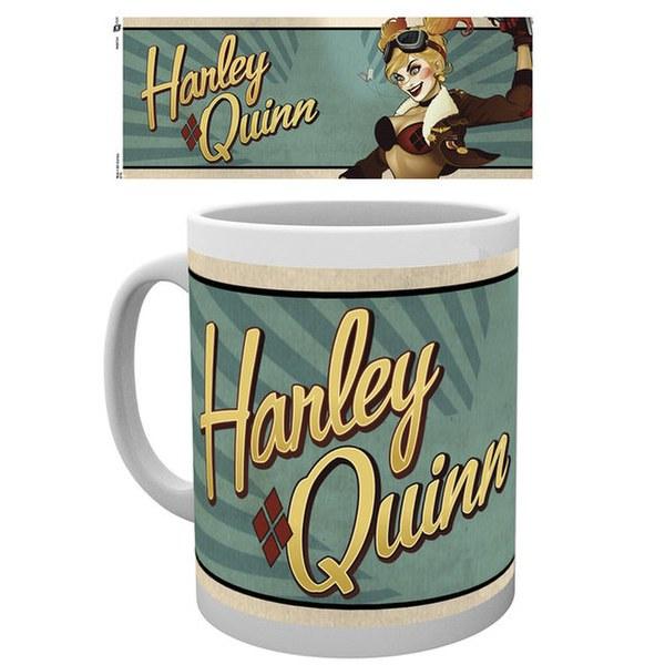 DC Comics Harley Quinn Bombshells - Mug