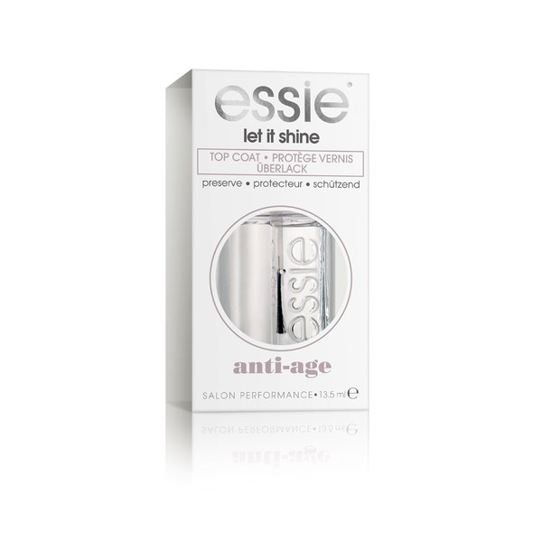 Couche de finition Let It Shine Nail Care d'essie