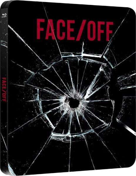 Volte/Face- Steelbook Exclusif Limité pour Zavvi