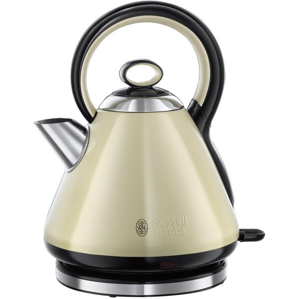 russell hobbs 21882 legacy kettle cream iwoot. Black Bedroom Furniture Sets. Home Design Ideas