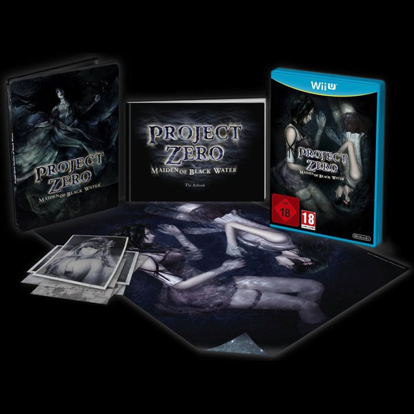 Project Zero: Maiden of Black Water - Limited Edition Bundle